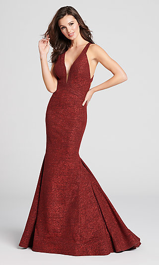 Ellie Wilde by Mon Cheri Prom Dresses, Gowns -PromGirl