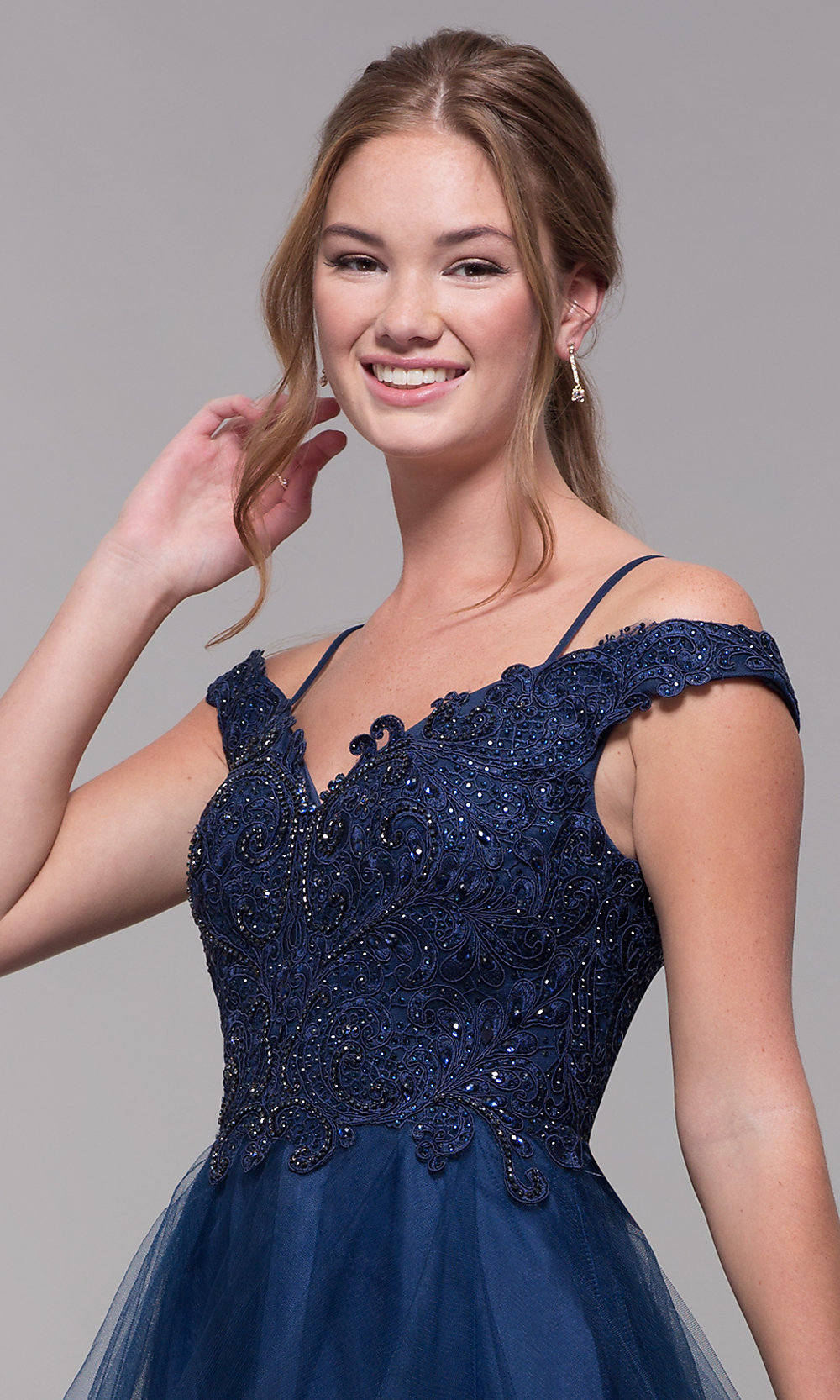 Panoply 14649 - Formal Evening Prom Dress