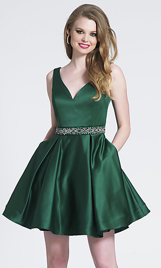Dave and Johnny Designer Prom Dresses - PromGirl