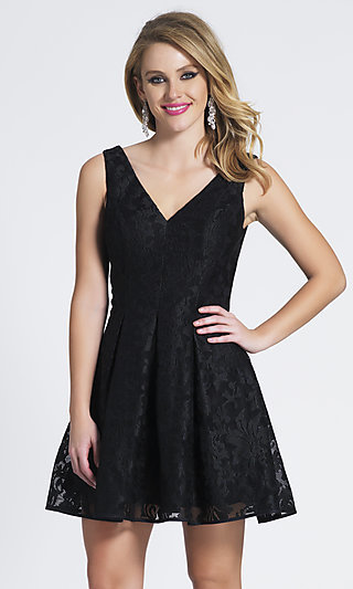 7c8fc85be38 Semi-Formal and Formal Wedding-Guest Dresses -PromGirl