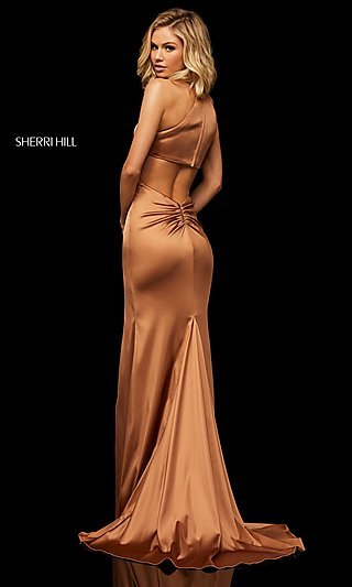 68d2a8092f5 Sherri Hill Prom Dresses and Pageant Gowns - PromGirl