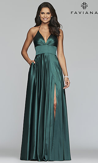 PromGirl - Green Prom Dresses, Special
