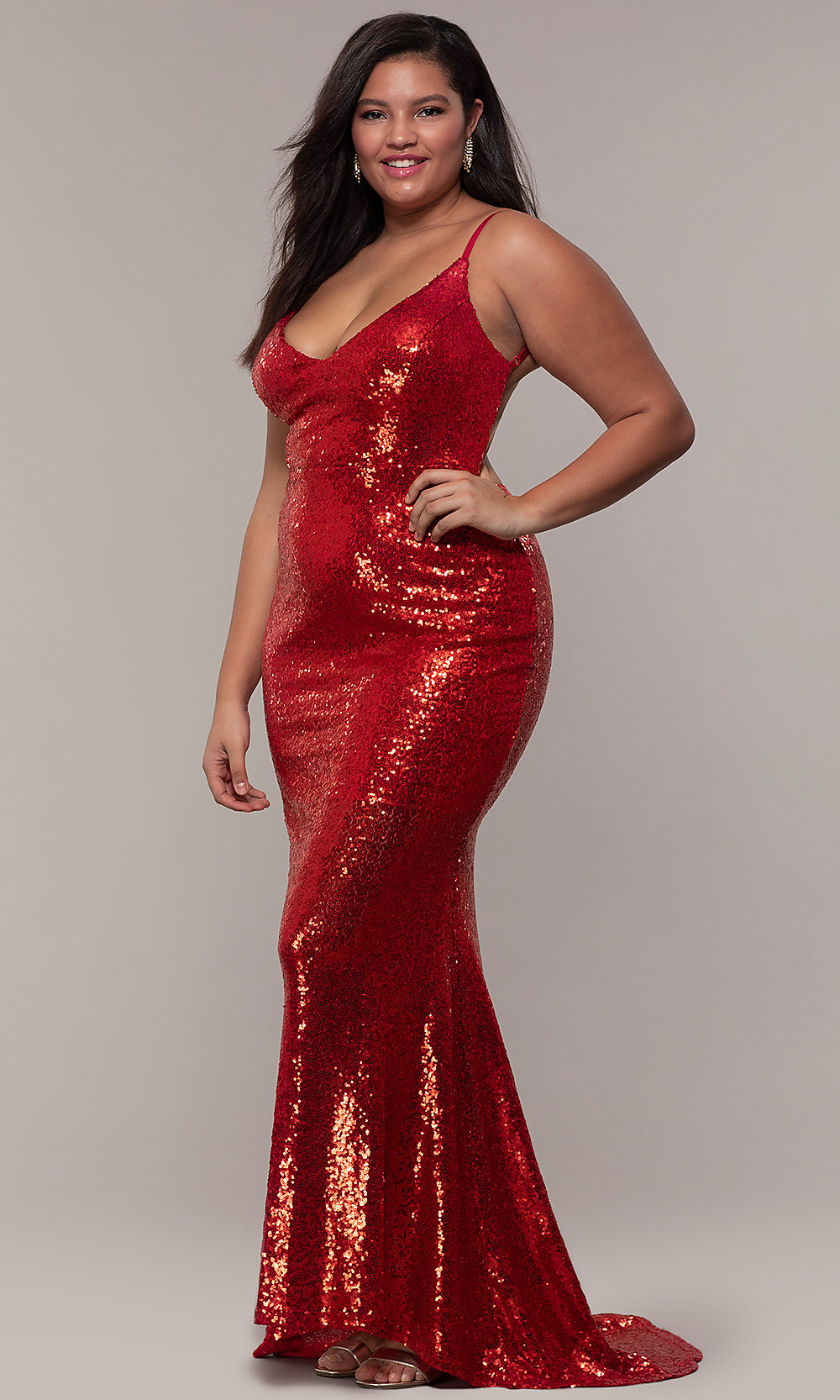 fd00646be3a Red Formal Dresses Promgirl