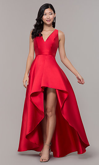 0a9cca71e61d 2019 Long and Short Prom Dresses