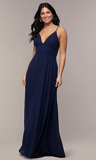 d9c605695793 Blue Prom Dresses and Evening Gowns in Blue - PromGirl