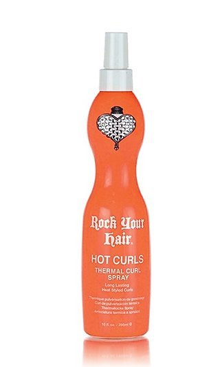 Hot Curls Thermal Curl Spray