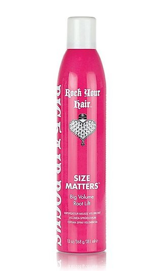 Size Matters Big Volume Root Mousse