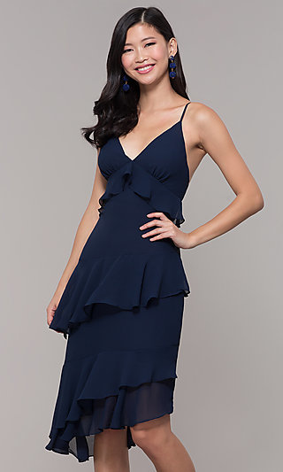 Semi-Formal and Formal Wedding-Guest Dresses -PromGirl