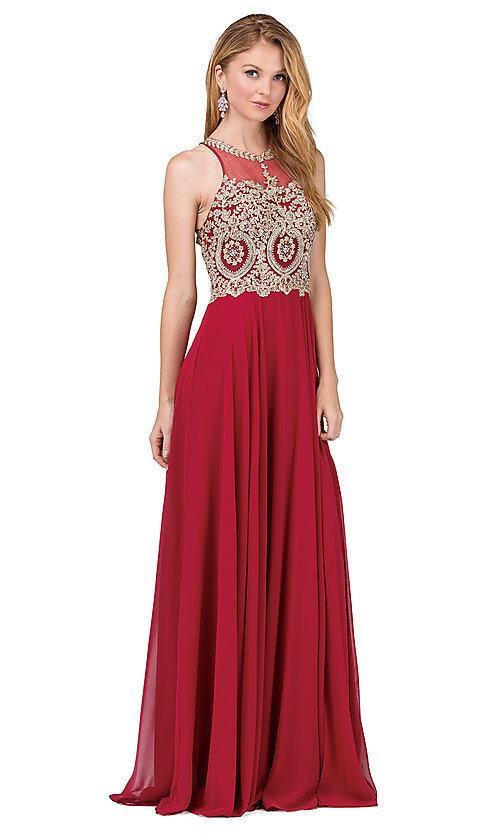 Style: DQ-2234 Detail Image 4