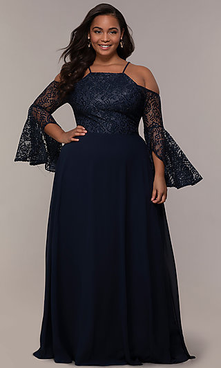 f5ef842a0ec0 Plus-Sized Discount Prom Dresses and Gowns - PromGirl