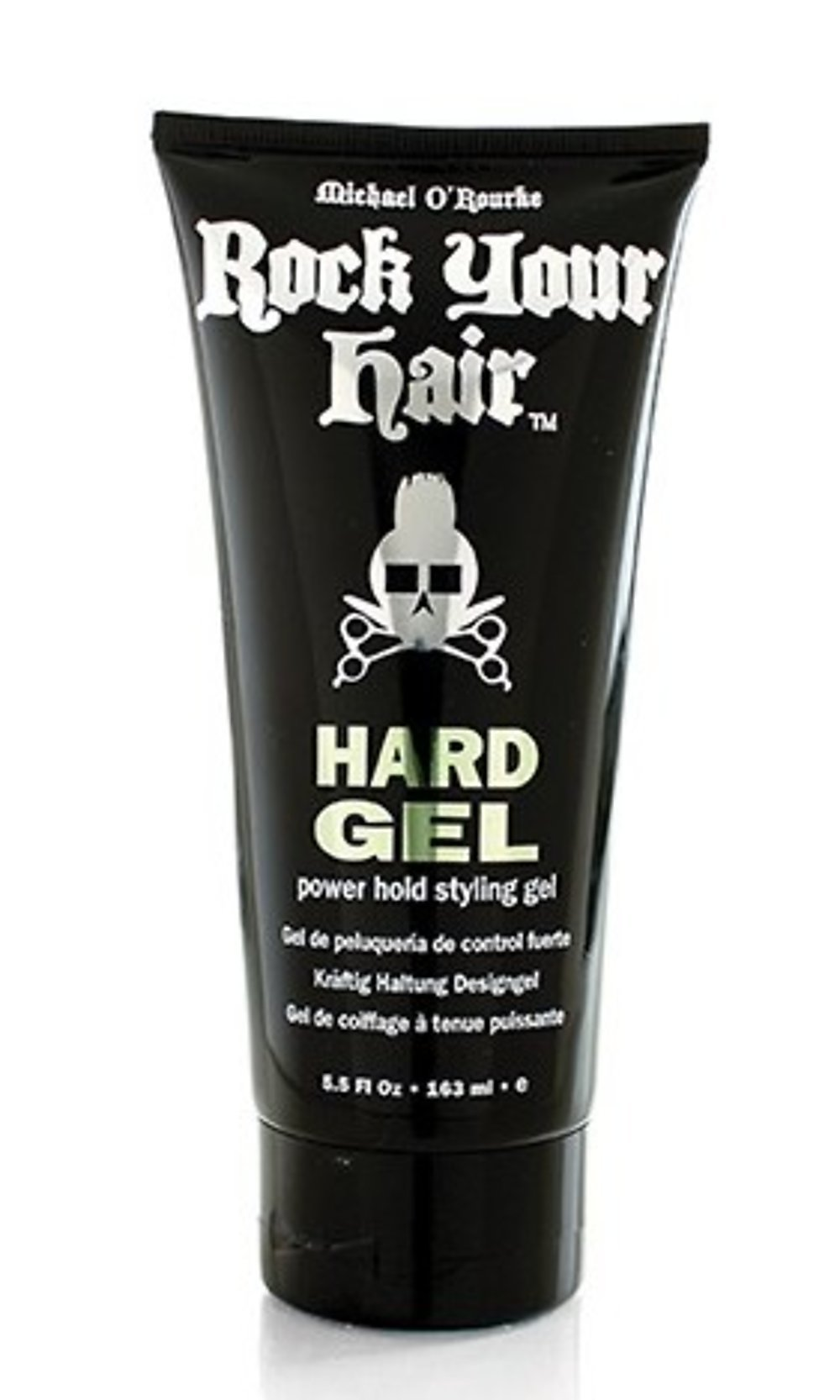 Rock Your Hair Hard Gel Power Hold Styling Gel