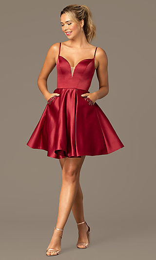 0016f56de969f Red Prom Dresses, Red Party, Evening Dresses -PromGirl