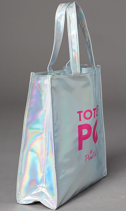 Style: PG-Merch-Tote Detail Image 4