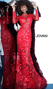 Style: JO-60285 Front Image