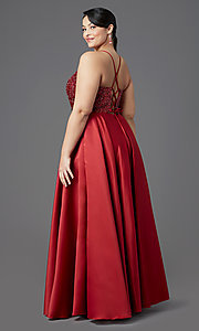 Style: DQ-2828P Back Image