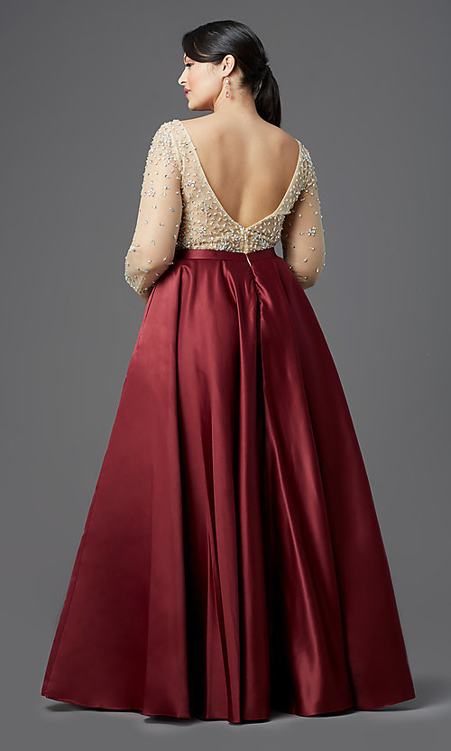 Style: DQ-2840P Back Image