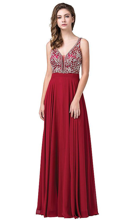 Style: DQ-2669 Detail Image 2
