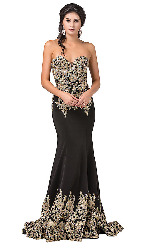 Style: DQ-2718 Detail Image 1
