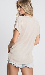 Style: LAS-GEE-21-WT5191 Back Image