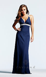 Dress Style: FA-6120 Front Image