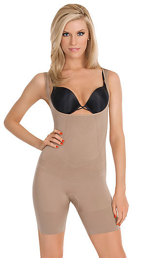 Frontless Body Shaper
