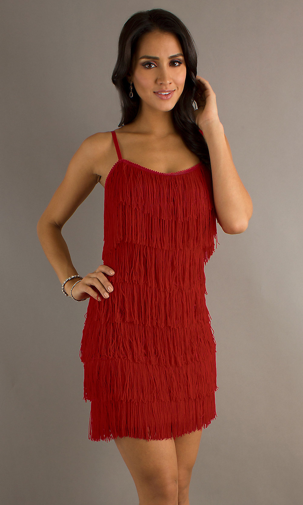 short fringe dresses mini prom dresses club dresses at promgirl