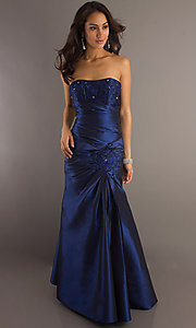 Long Prom Dress Style: SF-29283b Detail Image 1