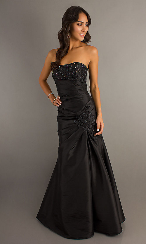 Long Prom Dress Style: SF-29283b Detail Image 2