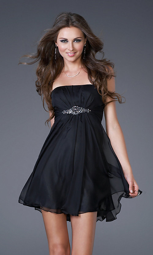 Dress Style: LF-15851 Front Image