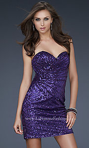 Dress Style: LF-17039 Front Image