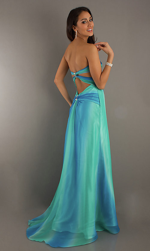 Dress Style: LF-17167 Front Image