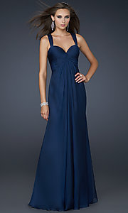 Long Prom Dress Style: LF-17521 Front Image