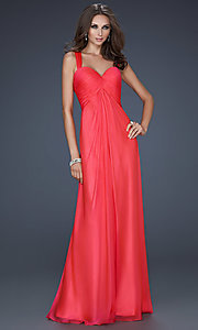 Long Prom Dress Style: LF-17521 Detail Image 2