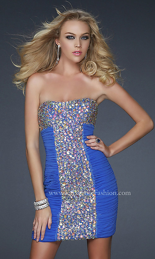 Dress Style: LF-17156 Front Image