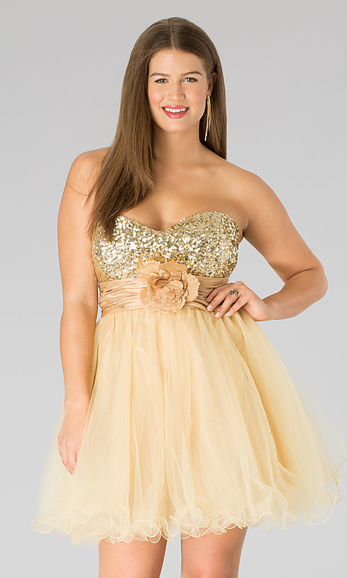 Dress Style: DQ-P8000 Front Image