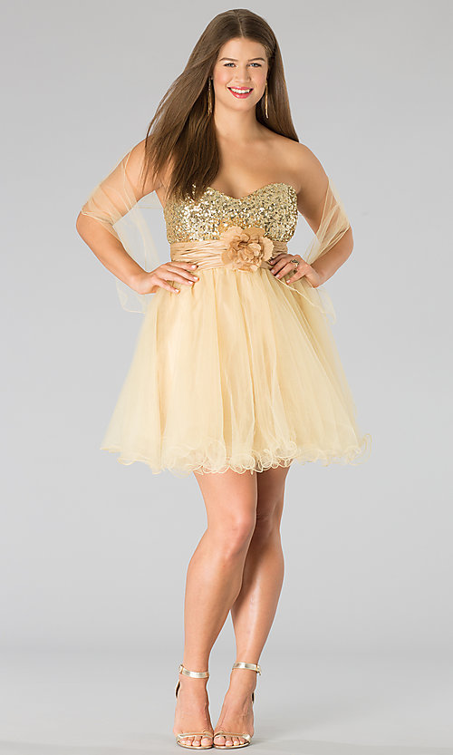 Dress Style: DQ-P8000 Detail Image 1