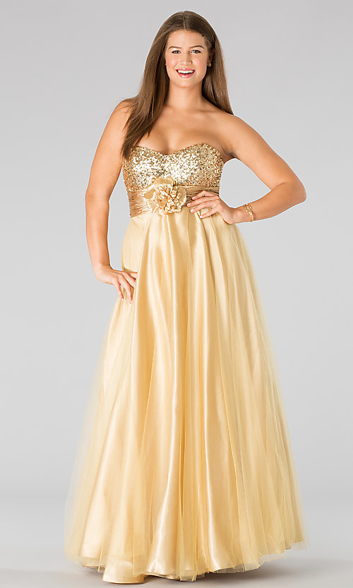 Dress Style: DQ-P8116 Front Image