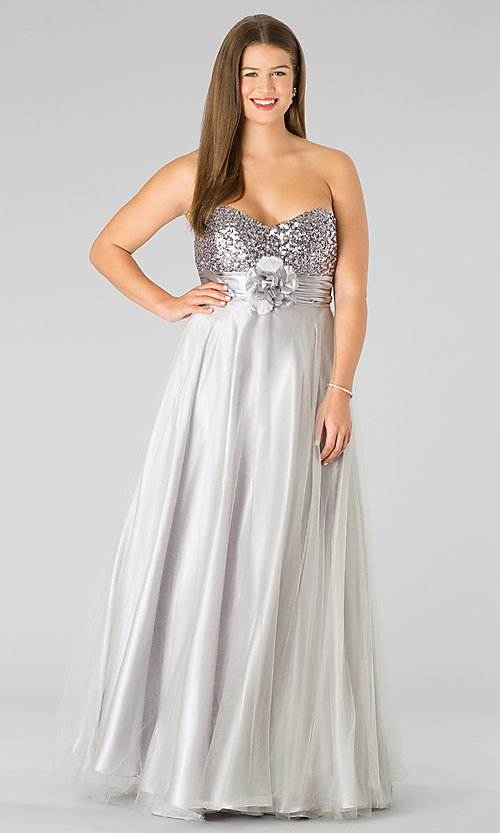 Dress Style: DQ-P8116 Detail Image 1